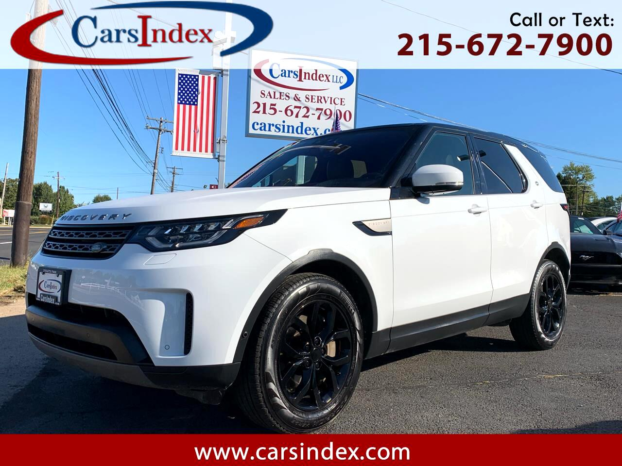 2019 Land Rover Discovery SE V6 Supercharged