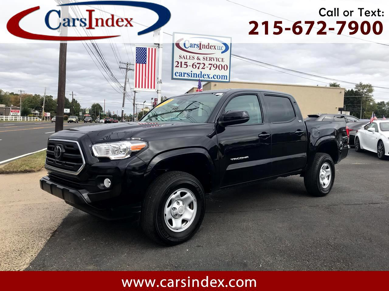 2019 Toyota Tacoma 2WD SR5 Double Cab 5' Bed I4 AT (Natl)