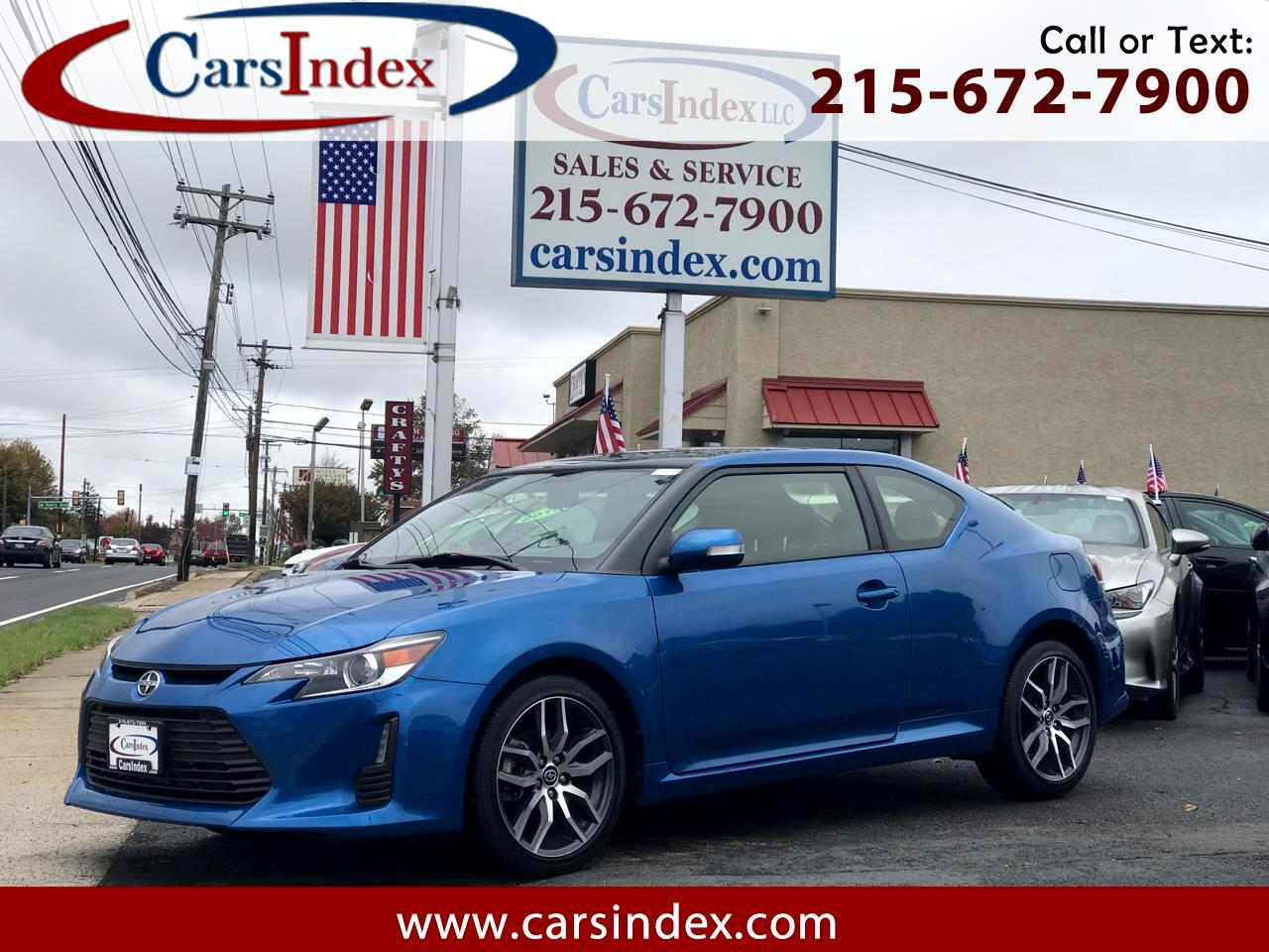 Scion tC 2dr HB Man (Natl) 2016