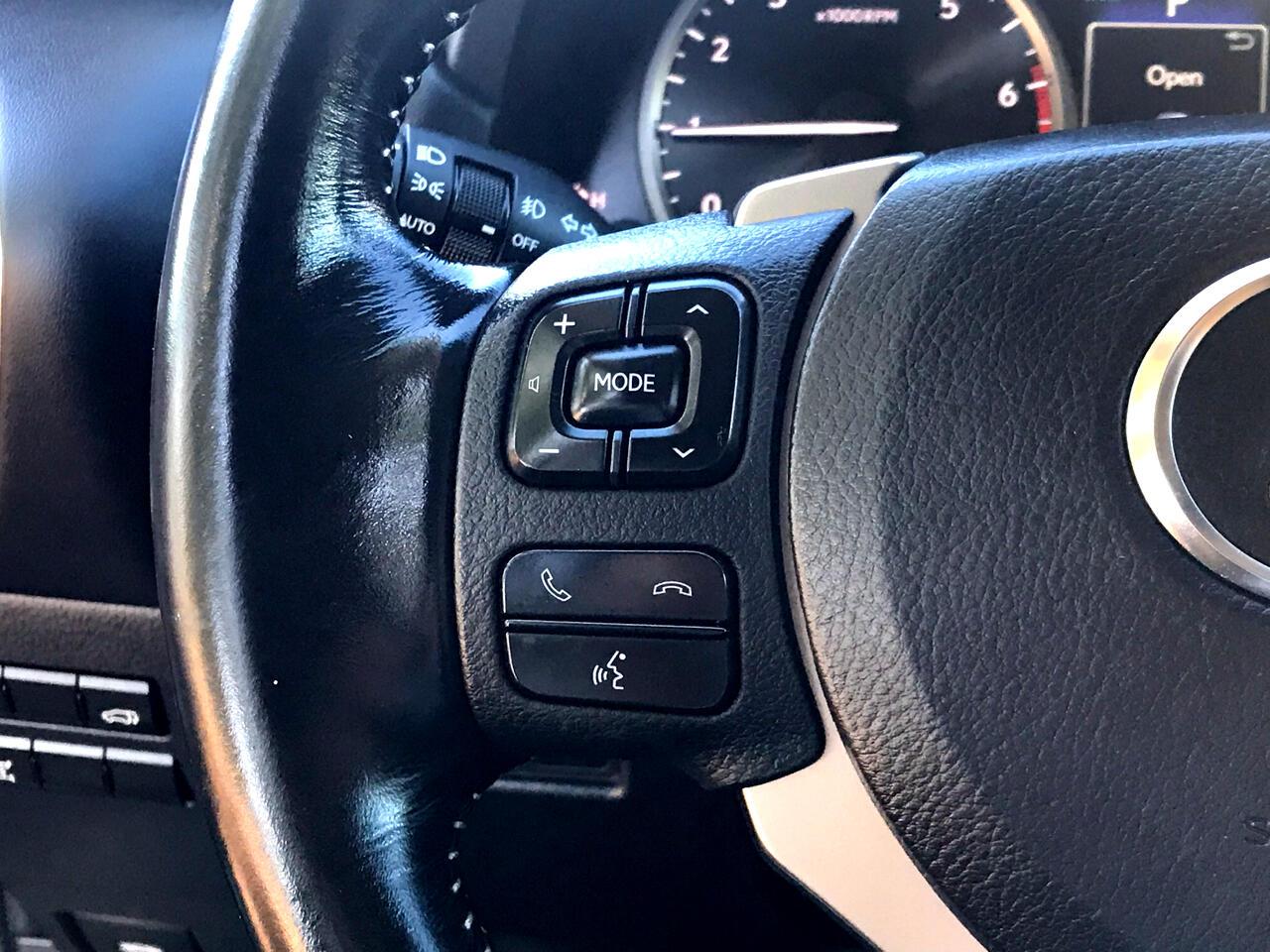 2017 Lexus NX NX Turbo AWD