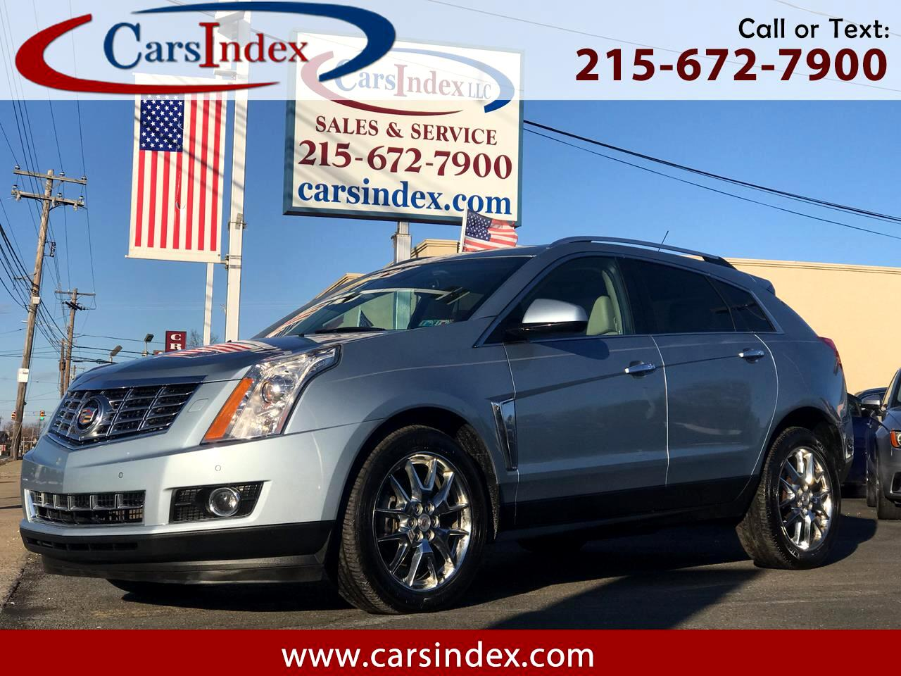 Cadillac SRX FWD 4dr Premium Collection 2014