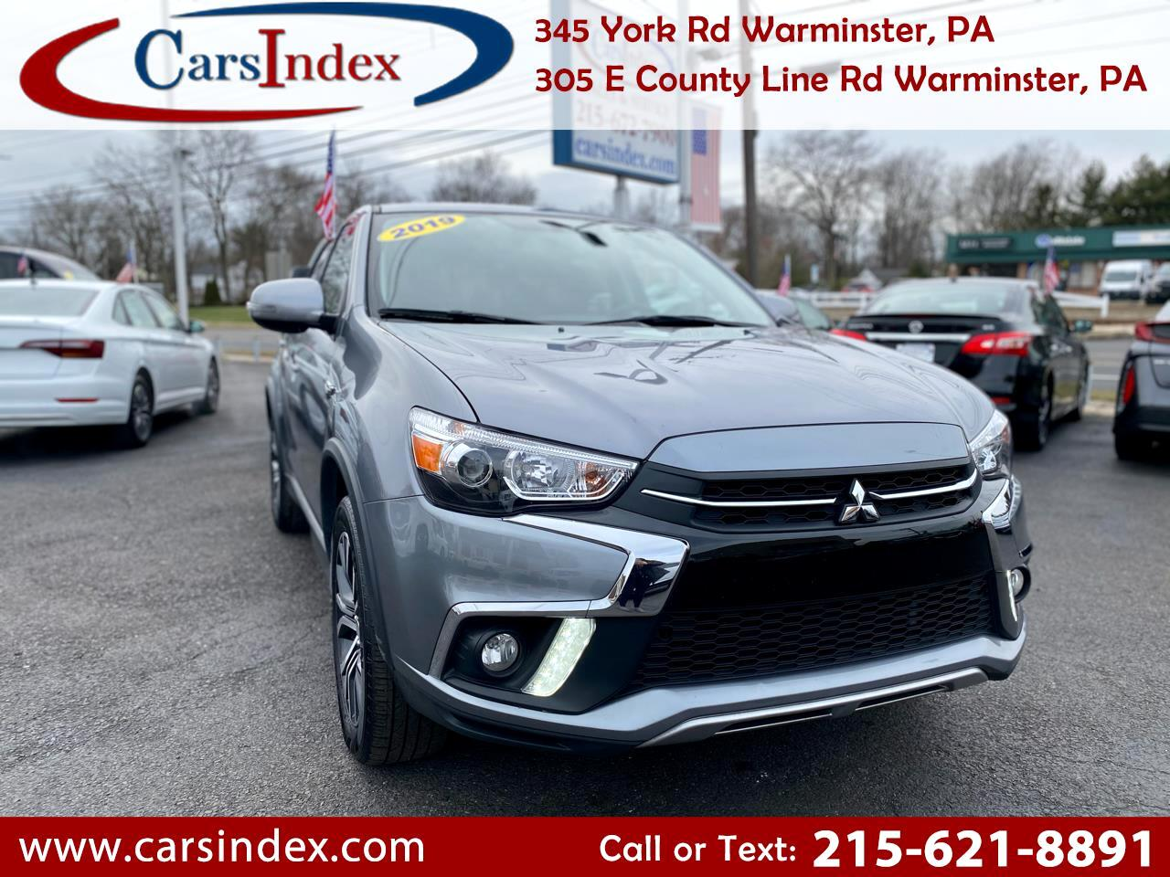 Used Mitsubishi Outlander Sport Warminster Pa