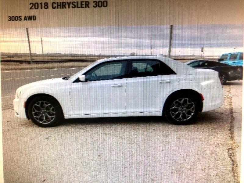 2018 Chrysler 300 S V6 AWD