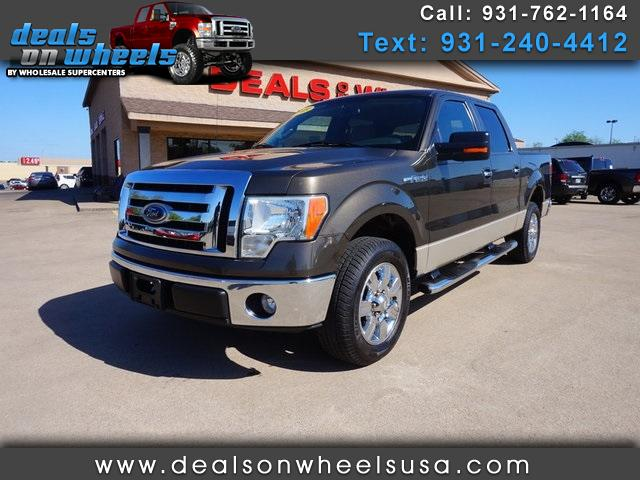 2009 Ford F-150 XLT SuperCrew 6.5-ft. Bed 2WD