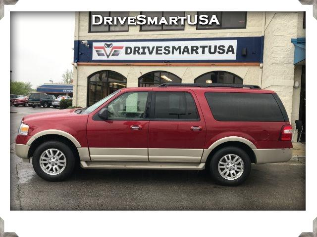 Ford Expedition EL Eddie Bauer 2WD 2009