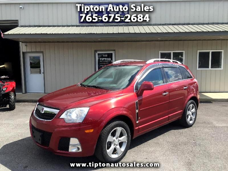 2008 Saturn VUE AWD V6 Red Line