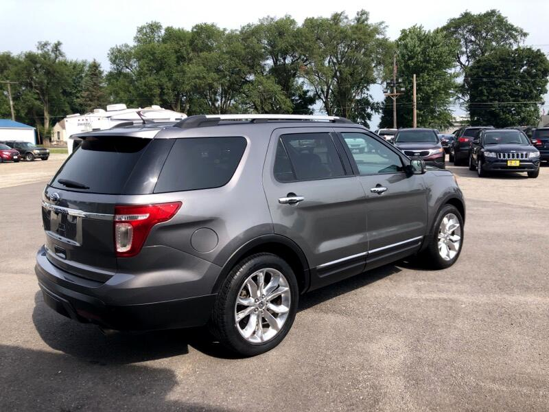 2011 Ford Explorer 4dr 114