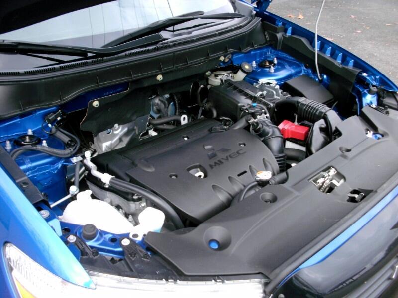 2017 Mitsubishi Outlander Sport 2.0 ES CVT