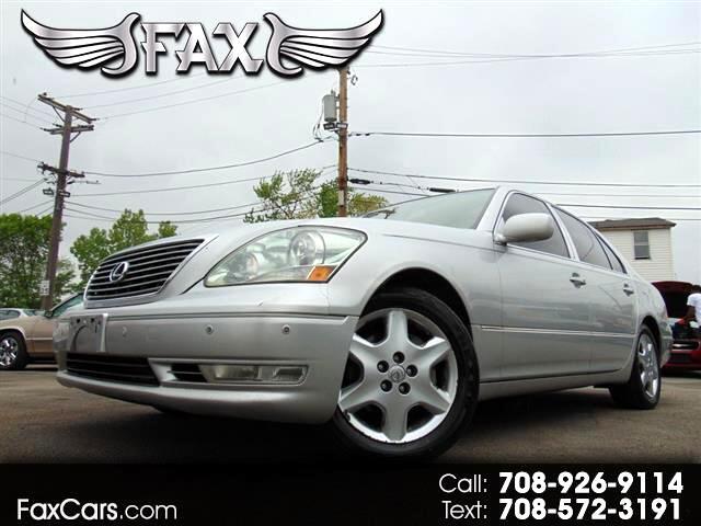 2005 Lexus LS 430 430