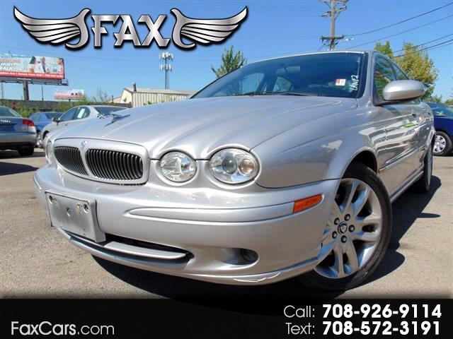 2002 Jaguar X-Type SPORT 2.5