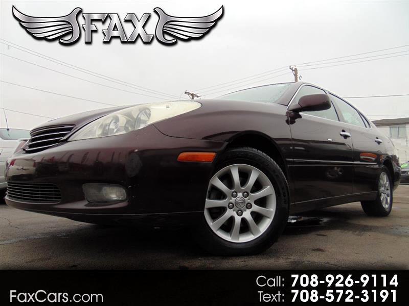 2002 Lexus ES 300 300