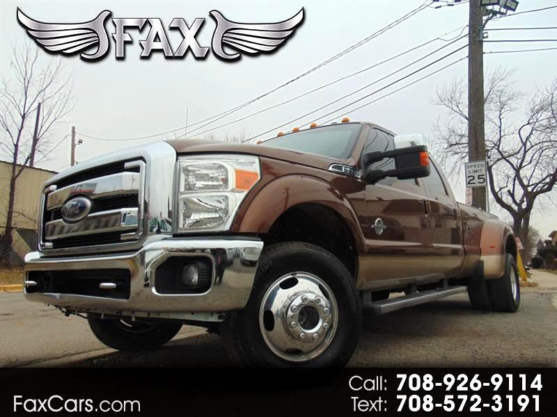 2011 Ford F-350 SD SUPER DUTY