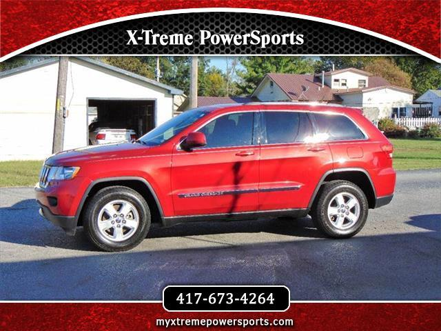 2011 Jeep Cherokee Laredo