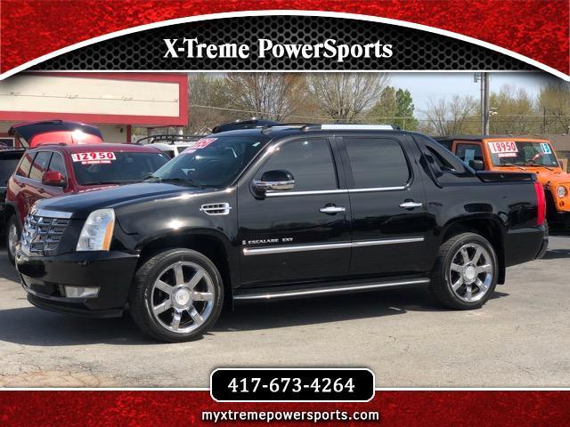 2008 Cadillac Escalade EXT Sport Utility Truck