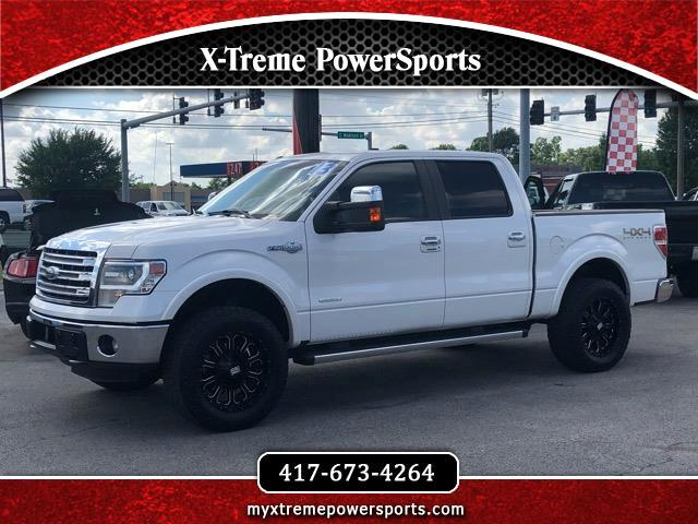 2013 Ford F-150 King Ranch 4WD