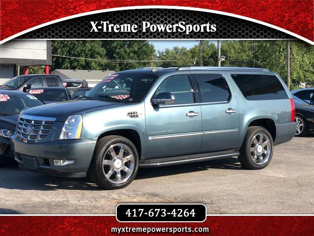 2008 Cadillac Escalade All wheel drive
