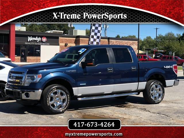 2014 Ford F-150 4x4 Ecoboost