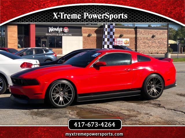 2012 Ford Mustang GT 5.0 V8