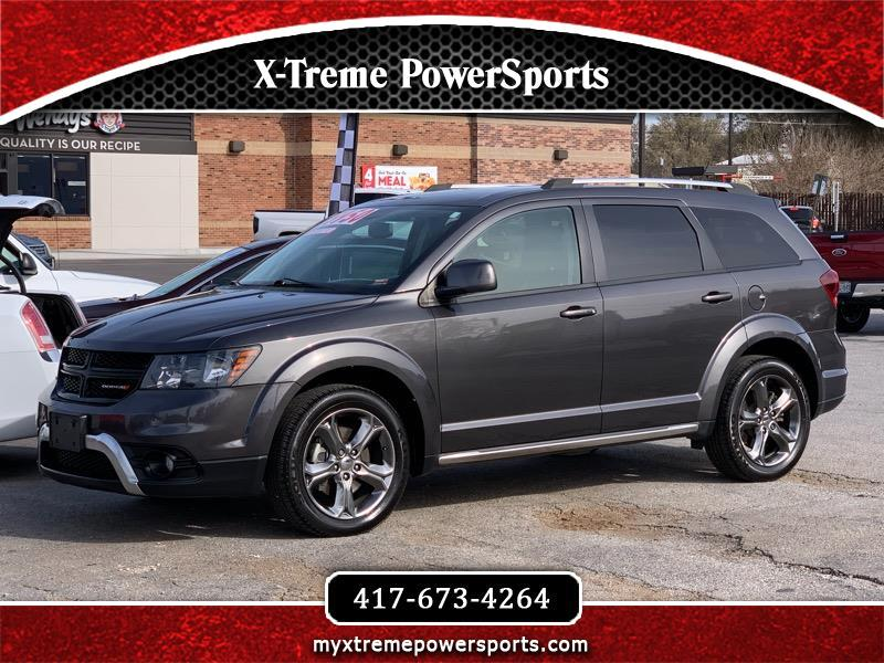 2016 Dodge Journey Crossroad edition 3rd Row Seating