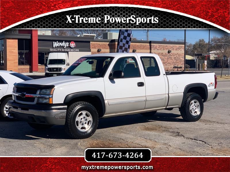 2004 Chevrolet Silverado 1500 5.3 V8 4x4