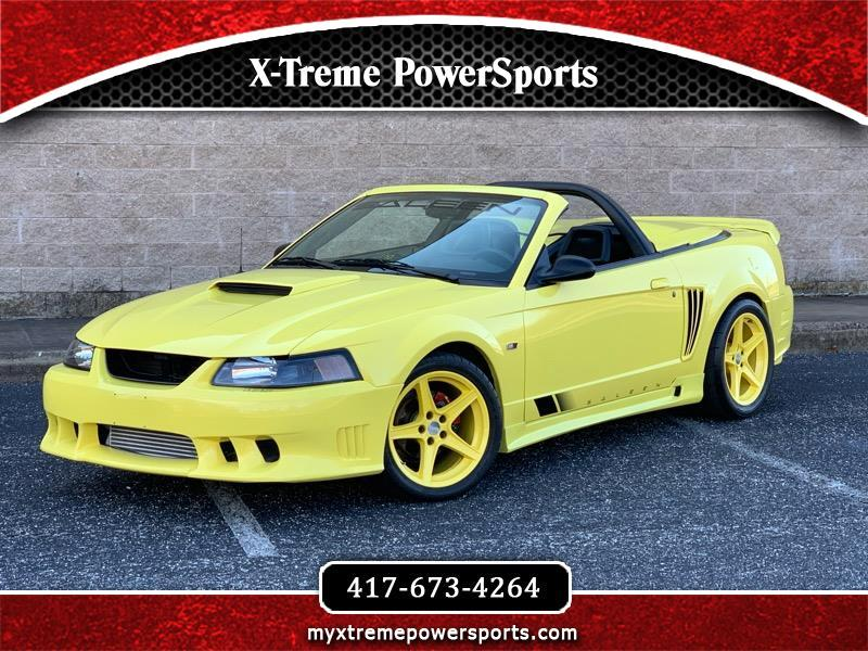 2001 Ford Mustang SALEEN S281 SC