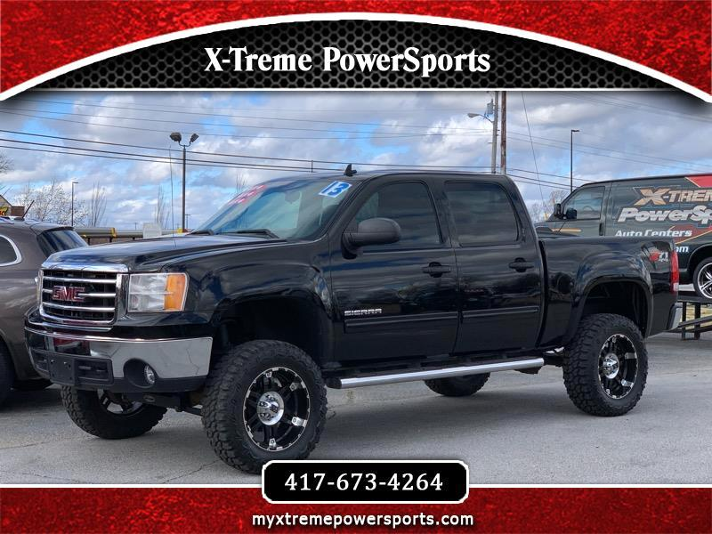 2013 GMC Sierra 1500 SLE LIFTED 4X4