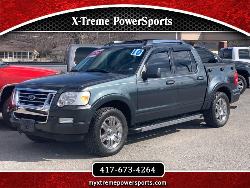 2010 Ford Explorer Sport Trac Limited 4.0L 4WD