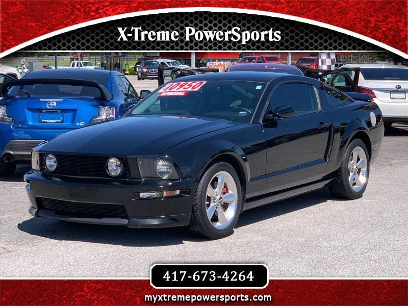 2007 Ford Mustang GT/ CS
