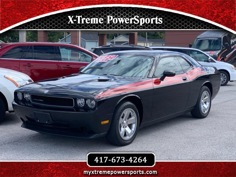 2010 Dodge Challenger SXT