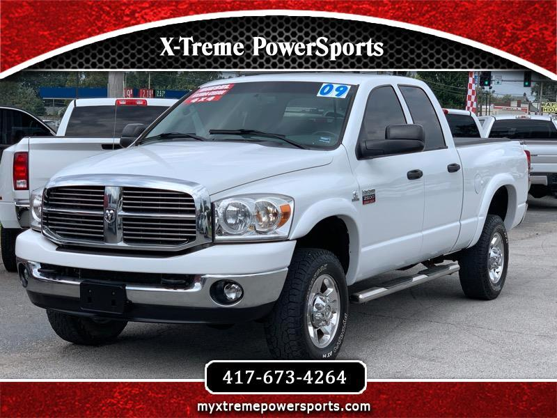 2009 Dodge Ram 2500 BIG HORN 4X4