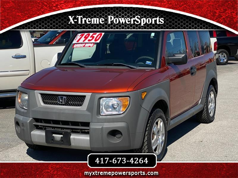 Honda Element LX 2WD 4-spd AT 2005