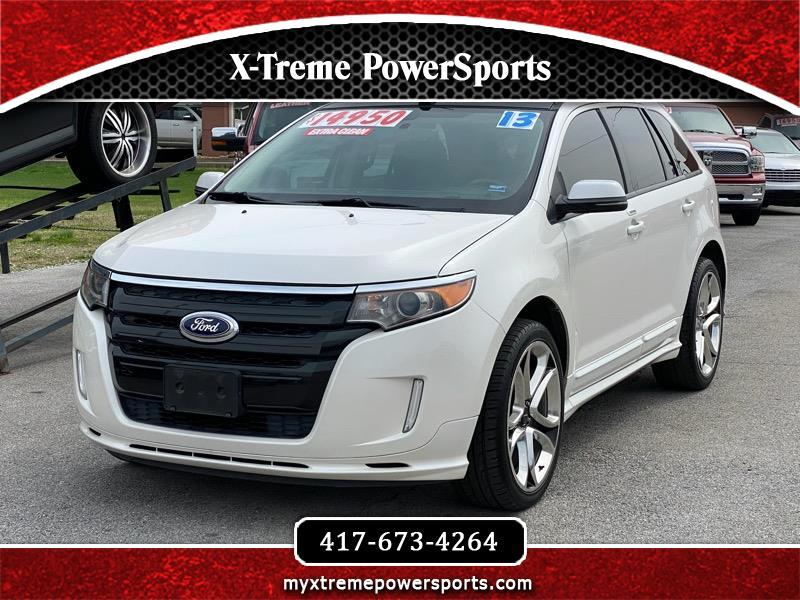 Ford Edge Sport AWD 2013