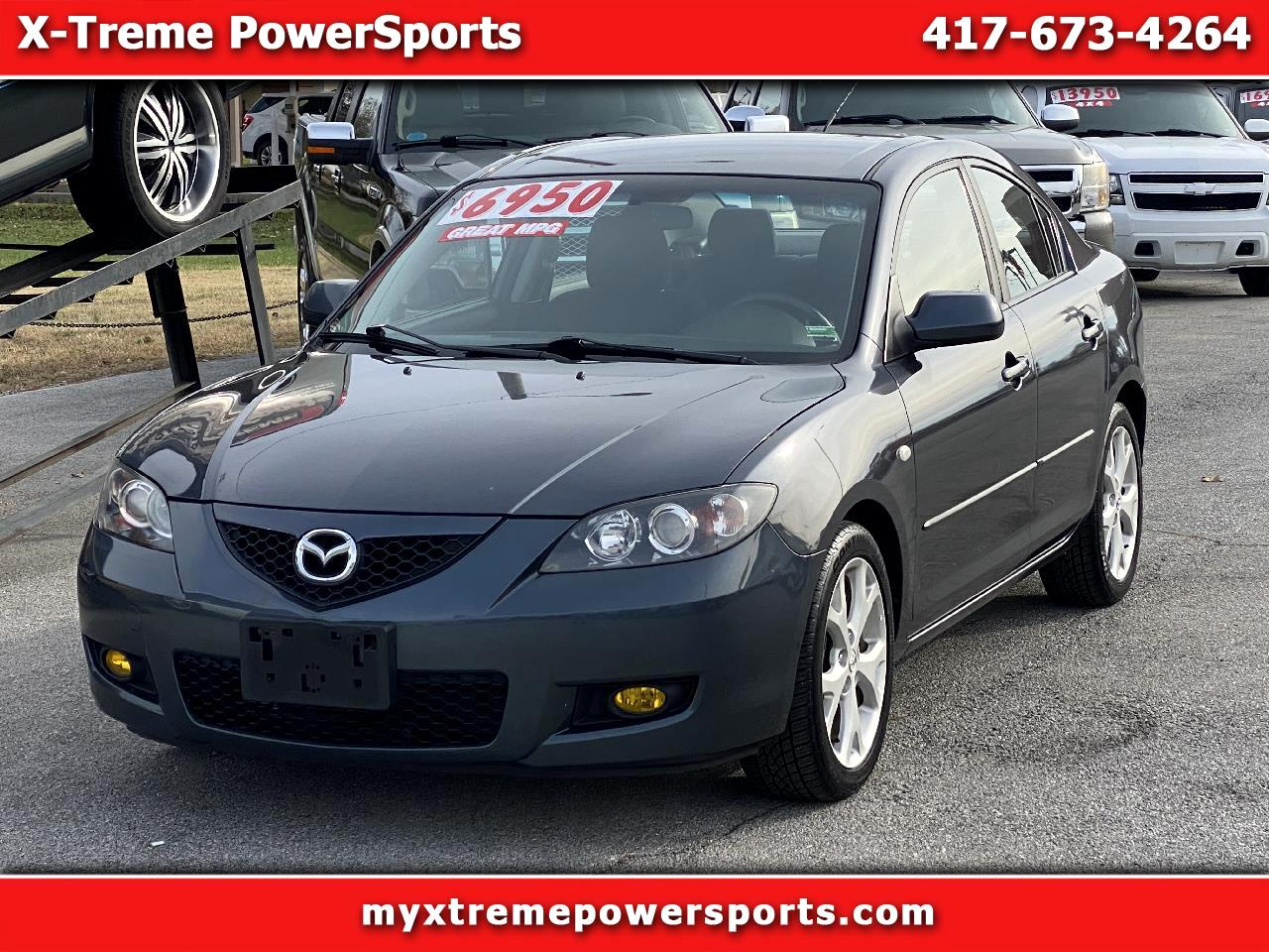 Mazda MAZDA3 4dr Sdn Auto i Touring Value 2009
