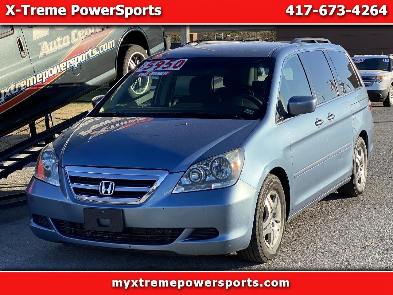 Honda Odyssey EX AT 2005