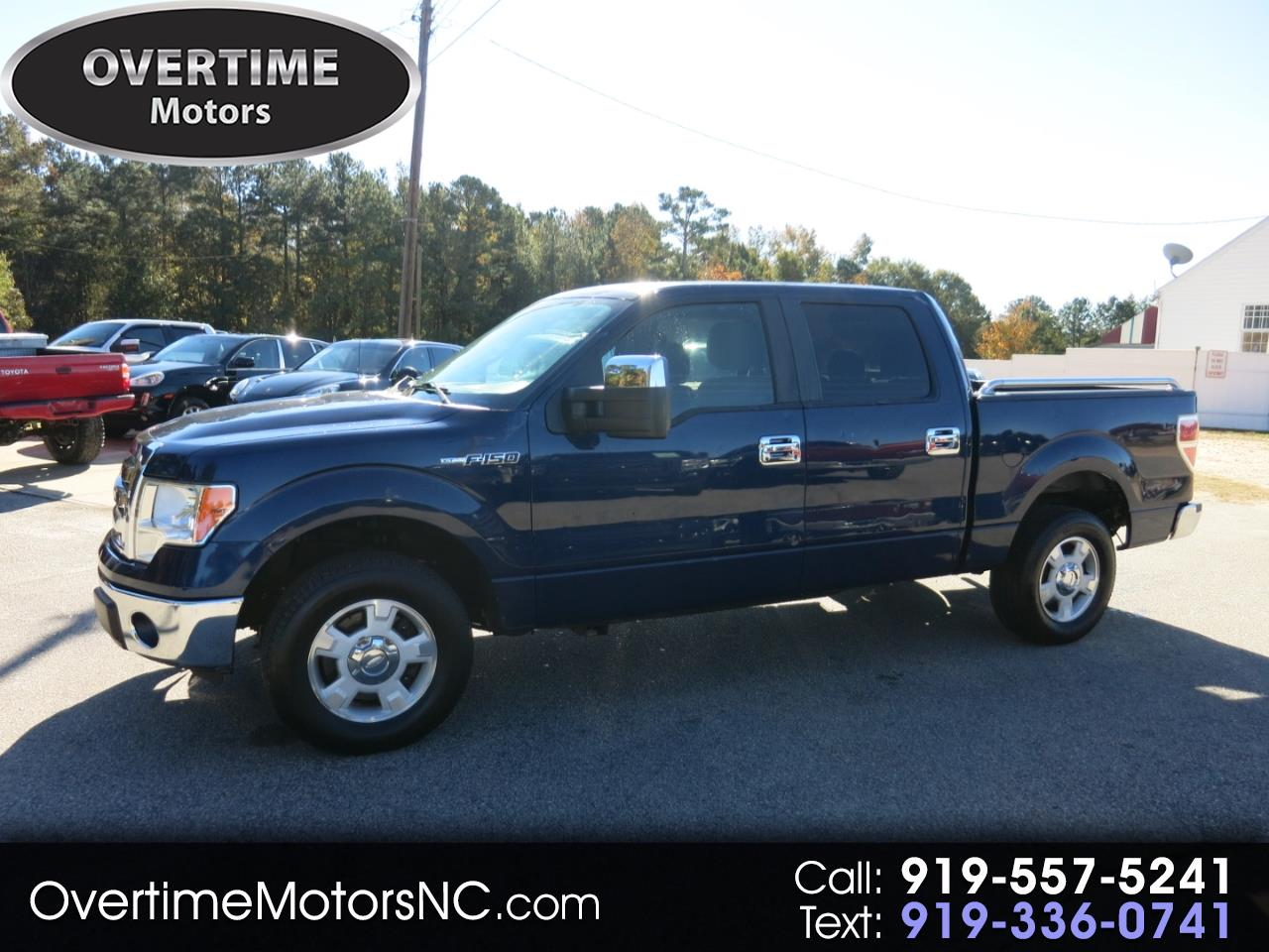 2012 Ford F-150 XLT Short Bed 2WD