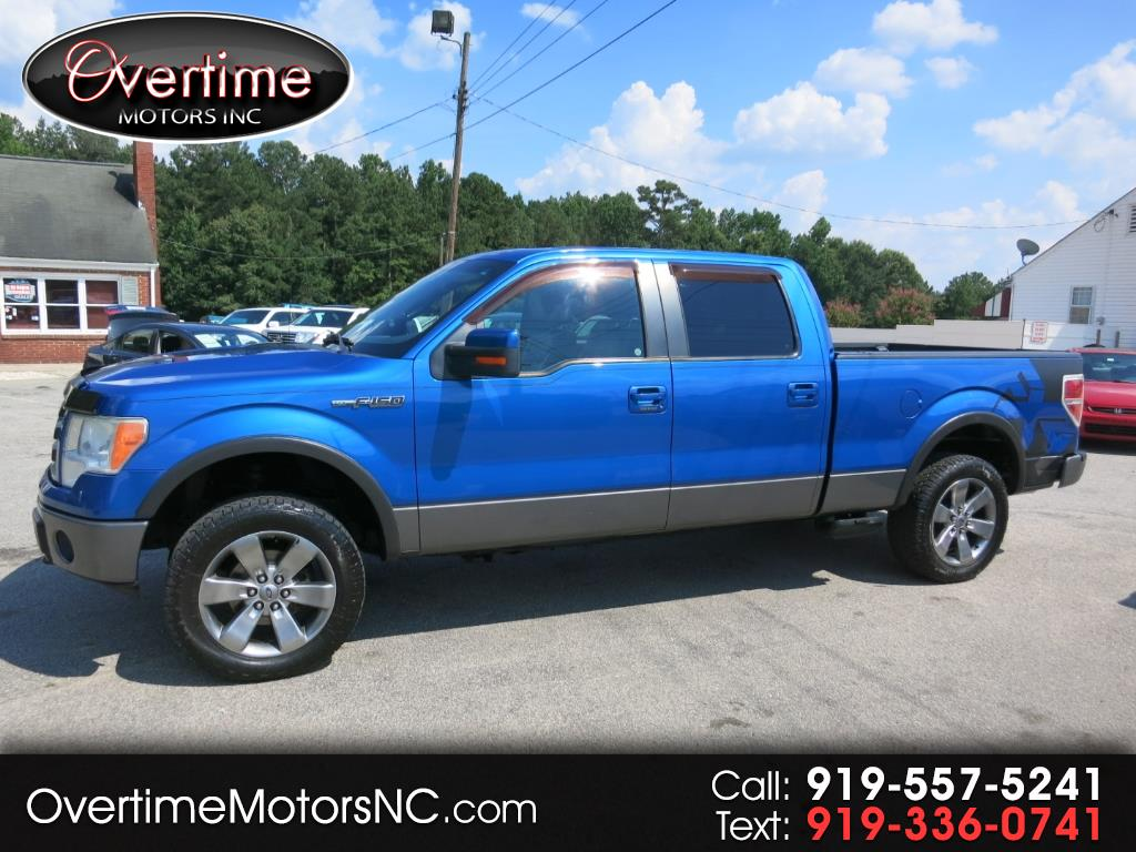 """2009 Ford F-150 4WD SuperCrew 145"""" FX4"""