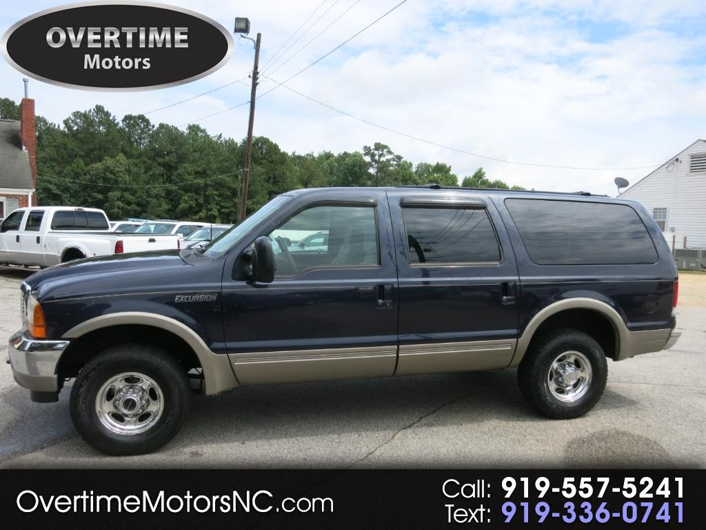 "2001 Ford Excursion 137"" WB Limited 4WD"