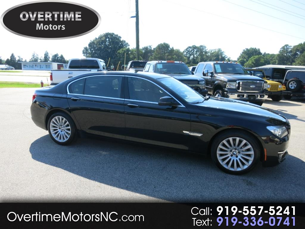 2013 BMW 7 Series 4dr Sdn 740Li xDrive AWD