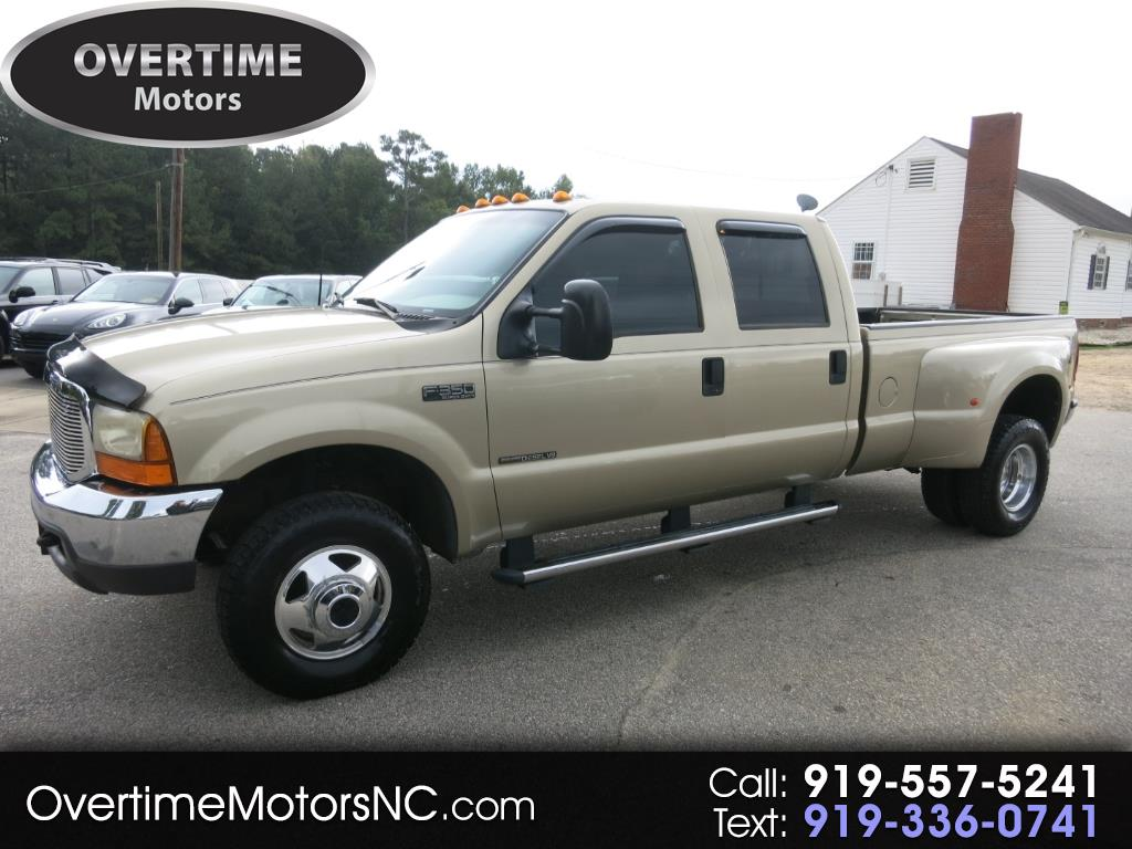 2000 Ford Super Duty F-350 DRW Crew Cab 156
