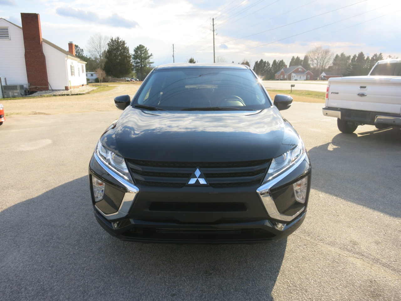 2018 Mitsubishi Eclipse Cross LE AWD