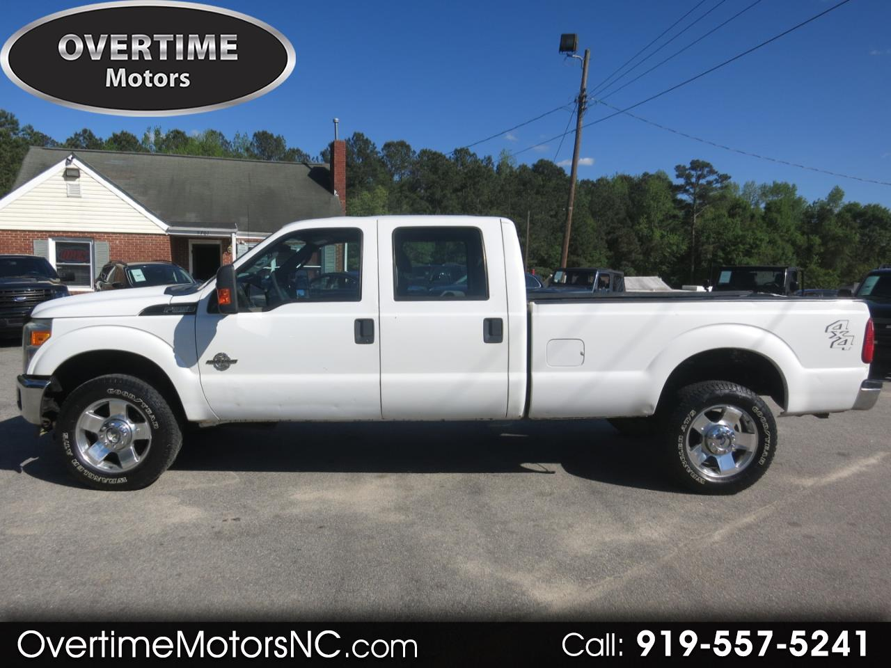 2011 Ford F-350 SD XL Crew Cab 4WD