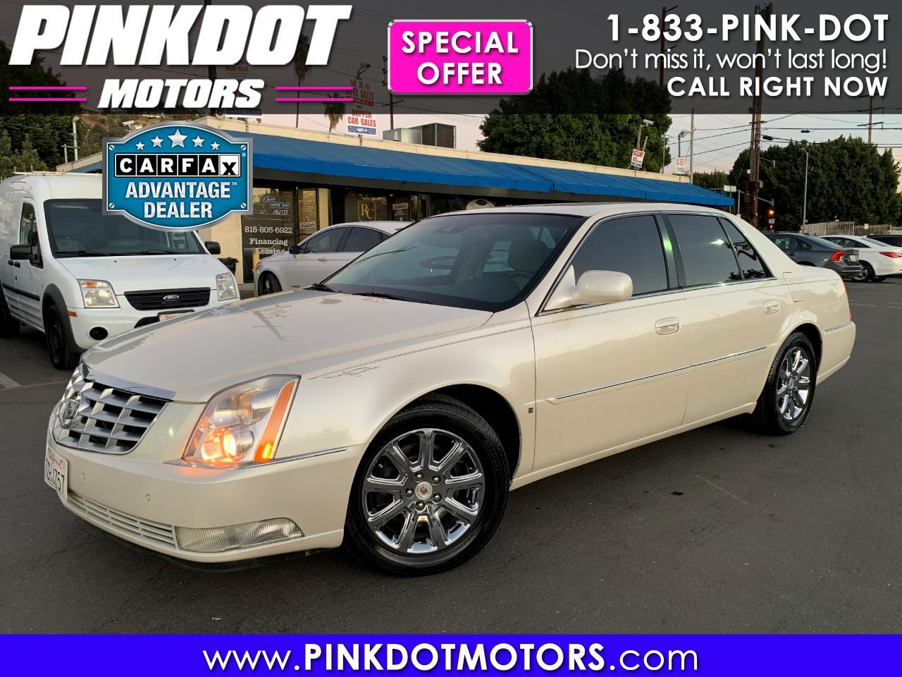 Cadillac DTS Luxury I 2008