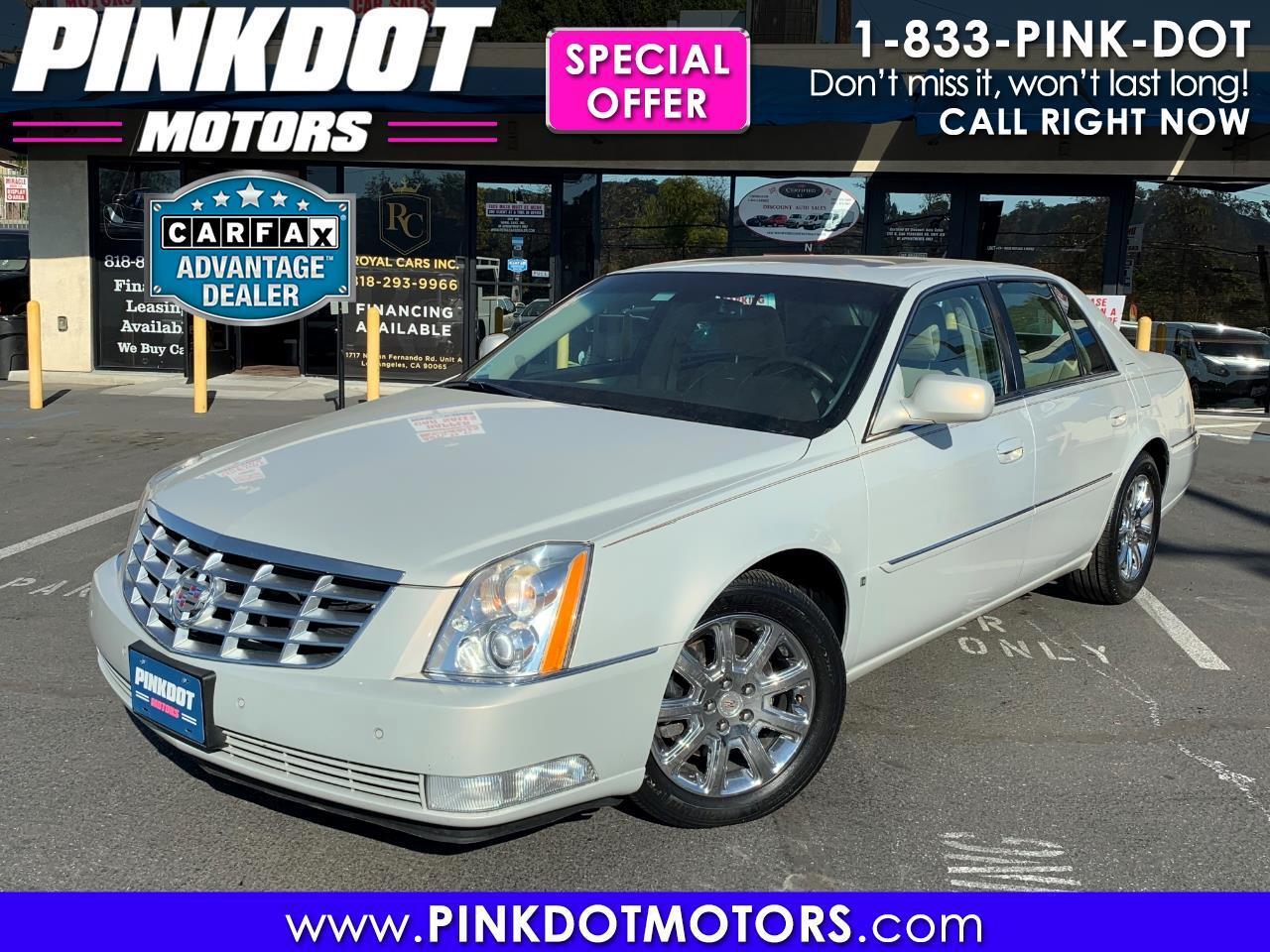 Cadillac DTS Luxury I 2008