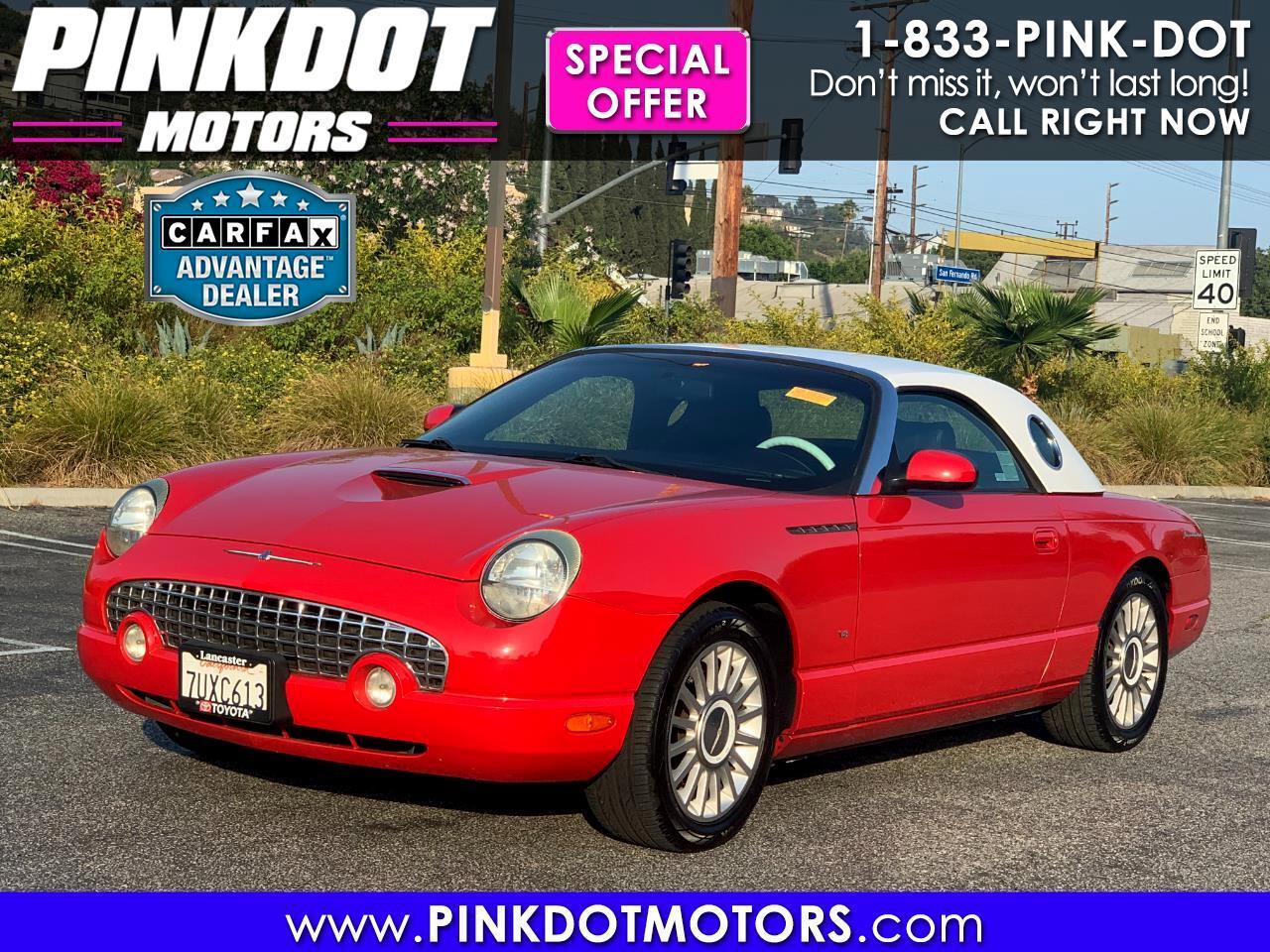 Ford Thunderbird Deluxe 2004