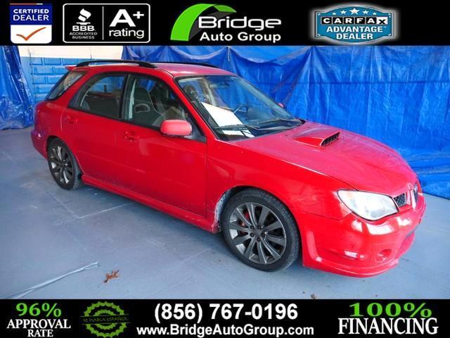 2006 Subaru Impreza Wagon WRX