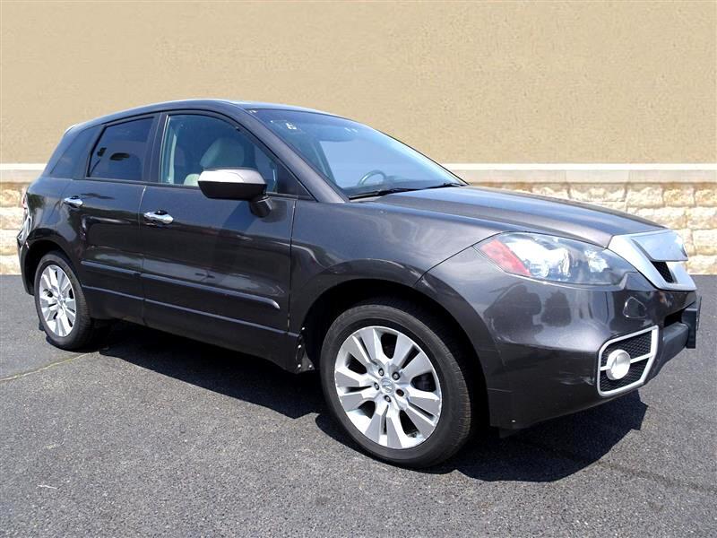 2011 Acura RDX 5-Spd AT SH-AWD