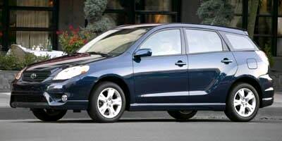 2007 Toyota Matrix 2WD