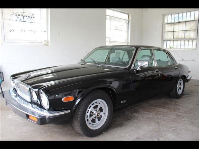 1987 Jaguar XJ6