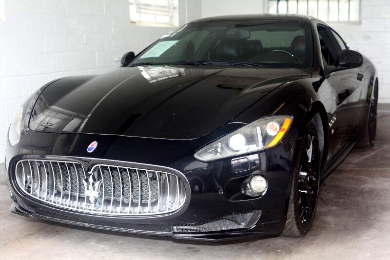 2012 Maserati GranTurismo S Automatic