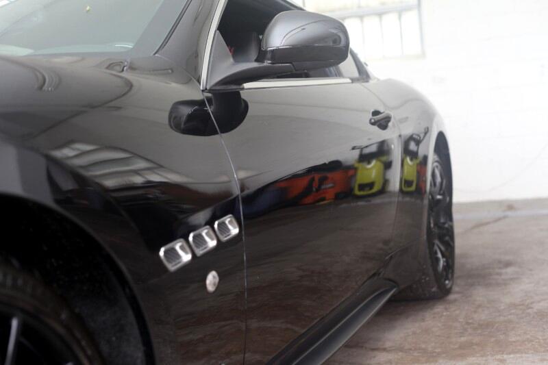 Maserati GranTurismo S Automatic 2012
